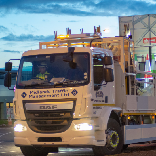 Impact protection vehicle (IPV) hire